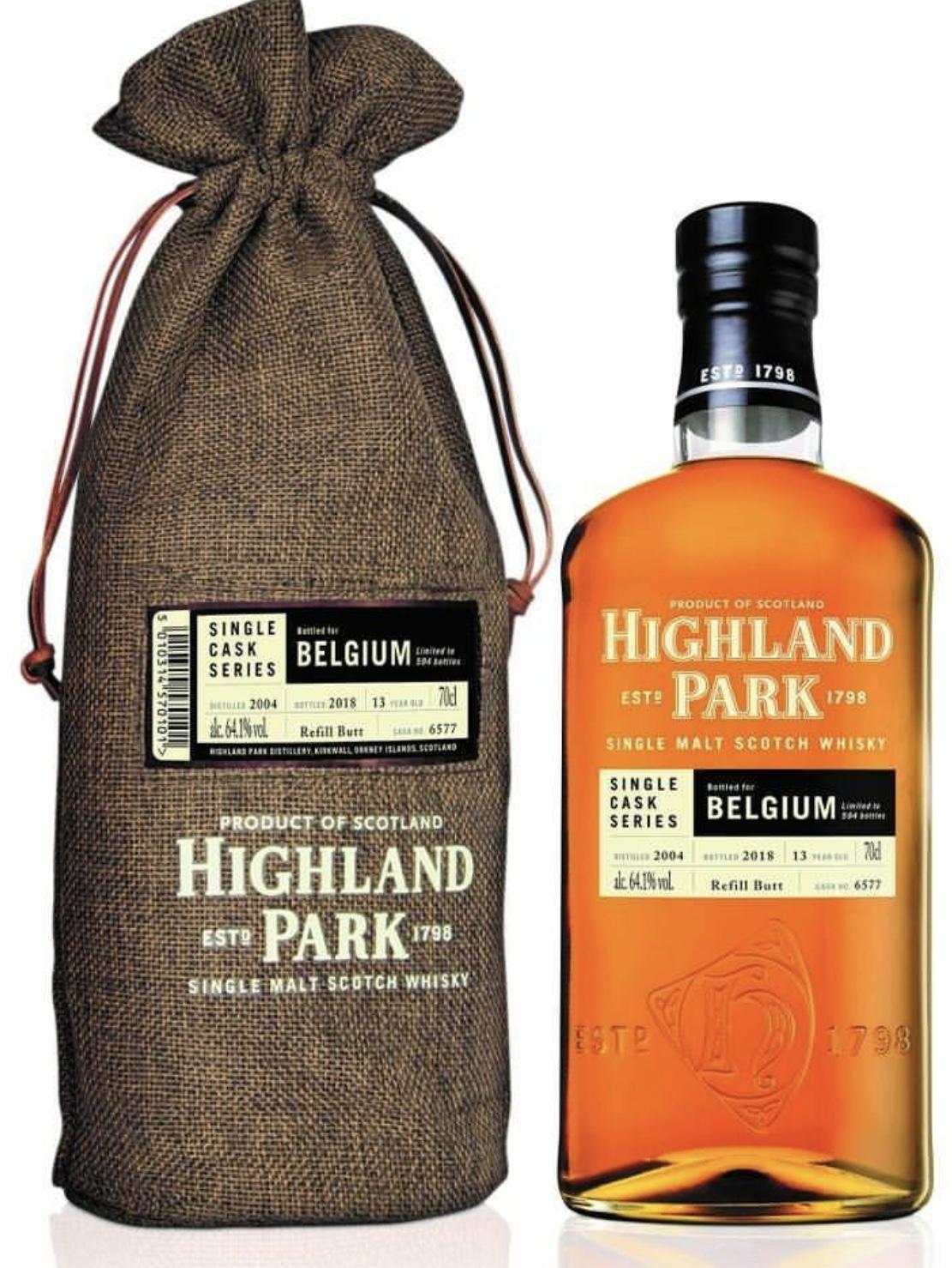 Highland Park for Belgium