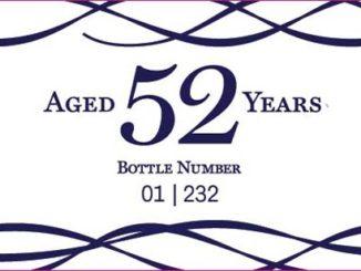 Bowmore 1965 label 1