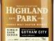 Highland Park Gotham City