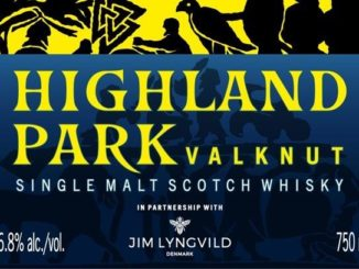 Highland Park Valknut label