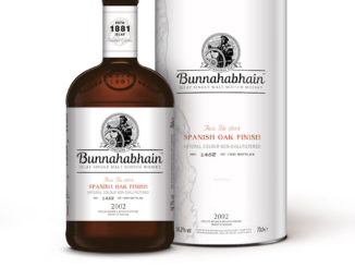 Bunnahabhain Feis Ile 2018 Spanish Oak Finish