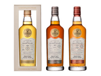 G&M Connoisseurs Choice Portfolio relaunch