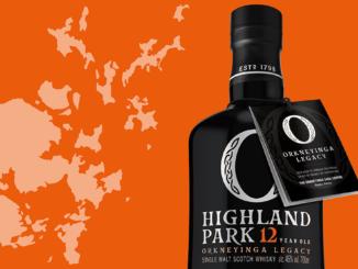 Highland Park Orkneyinga Legacy 12 yo