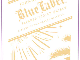 Johnnie Walker Blue Label Las Vegas Limited Edition Design