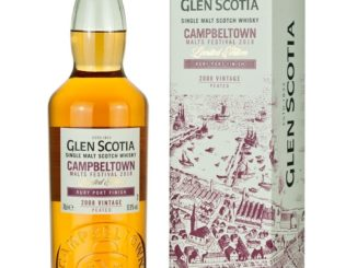 Glen Scotia 2008 Ruby Port Finish