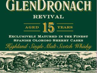 Glendronach Revival 15 yo