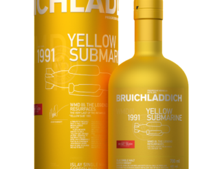 Bruichladdich Yellow Submarine 1991