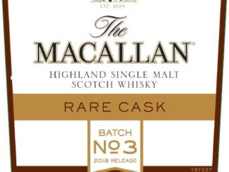 The Macallan Rare Cask 2018 Batch 3