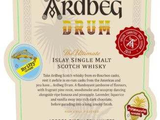 Ardbeg Drum Committee Release 2019
