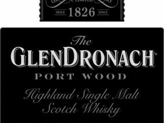 GlenDronach 10 yo Port Wood