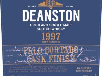 Deanston 1997 21 yo Palo Cortado
