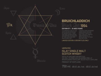 Bruichladdich Black Art 1994 Edition 07.1