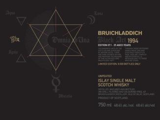 Bruichladdich Black Art 1994 Edition 07.1