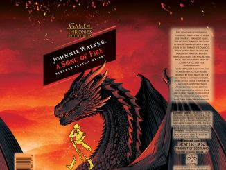 Johnnie Walker Game of Thrones A Song of Fire