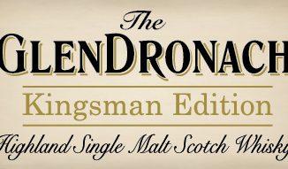 GlenDronach Kingsman Edition 1989