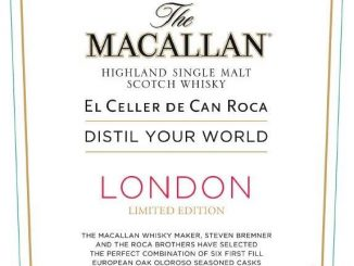 The Macallan London Limited Edition